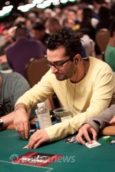Antonio Esfandiari (Event # 28) is Day 1's Prop Bet Master