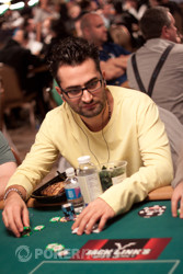 Antonio Esfandiari (Event 28) - Always Good For a Prop Bet (and he'll likely take your chips too!)