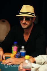 William Kakon eliminated in 15th place