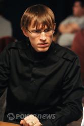 Alexander Kuzmin - Chip Leader