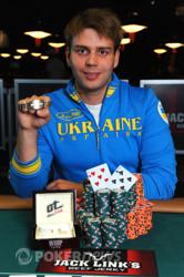 Oleksii Kovalchuk - Champion!