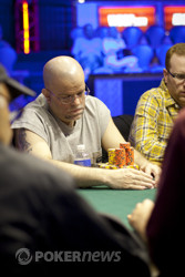 Ron Ware Trying To Mount All-Time Great Comeback At Final Table