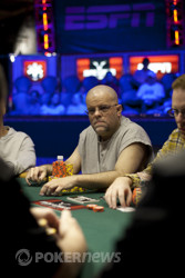 Ron Ware has already made a final table this year