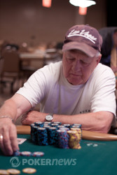 John Bovin Unable to Sustain His Momentum Through Middle of Day 2