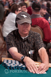 Craig Koch - our current chip leader with 915,000 in chips.