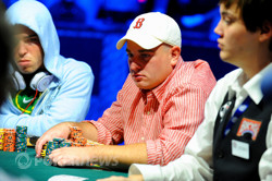 Steven Merrifield - Eliminated in 6th Place