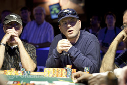 James Hess Taking Control Of Final Table