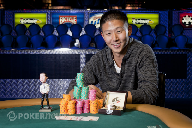 Chris Lee Winner of Event 29