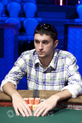 Andrew Rudnik Eliminated in 3rd Place