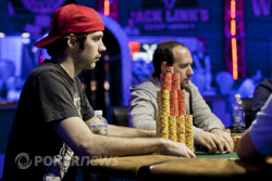 Mercier's monster stack has been colored up and cut back