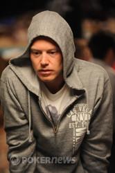 Jens Hansen (22nd- $9,223)