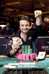 Fabrice Soulier, Champion.