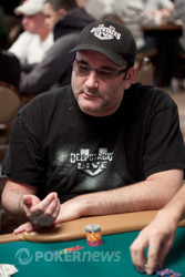 Mike Matusow moves on