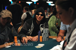 Chip Leader Tommy Chen