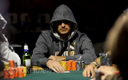 Jean Luc Marais Looks to Continue the Dominance of His Countrymen Here at the 2011 WSOP