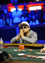 Andrew Teng - Eliminated in 5th Place ($105,262)