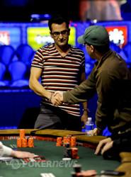 Antonio Esfandiari - Eliminated in 7th Place ($58,288)