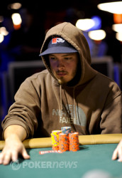 Jeremiah Siegmund - Eliminated in 9th Place ($33,813)