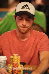 Chip Leader Mike Sowers