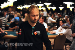 Daniel Negreanu (Event #49) - Eliminated from the tournament