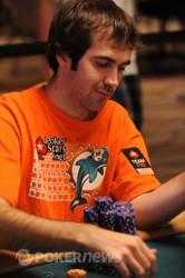 Jason Mercier going for #2