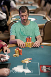 Athanasios Polychronopoulos - Chipleader Heading Into Day 4