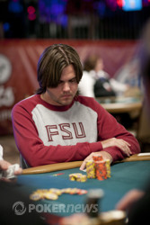 Corey Burbick - Eliminated in 10th Place ($37,394)