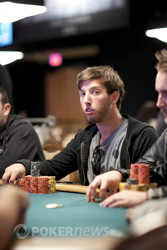 Brandon Becker - Eliminated in 13th Place ($29,300)