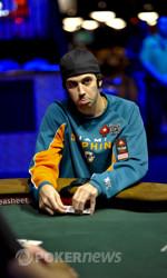 Jason Mercier - 6th Place
