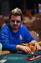 Max Pescatori Eliminated in 12th Place