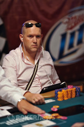 Pieter De Korver Eliminated in 11th Place