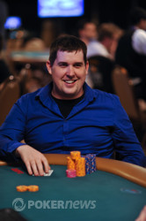 Scott Montgomery- 16th Place