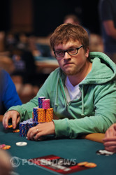 Brandon Myers leads going into final table