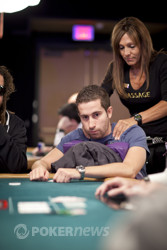 Jonathan Duhamel - One of the 2,000 or so players to fall today.