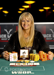 Marsha Wolak - Event #53 Champion ($192,344)