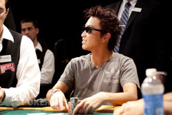Ren Ho Zhang - Eliminated in 4th Place ($213,539)