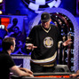 Phil Hellmuth is frustrated with Brian Rast.