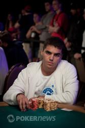 Selim Oulmekki at the WSOP