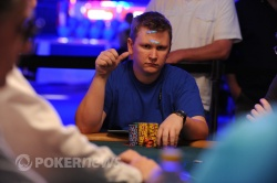 Ben Lamb - Main Event Chip Leader