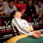Hasan Anter's reaction at Nemer Haddad's all in.