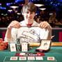 Hasan Anter, winner of event 56. $1,500 No Limit Hold'em