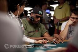 Paul Pierce at the table.