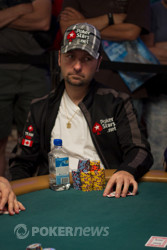 Daniel Negreanu staging an epic comeback