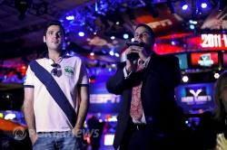 "Reza Kashani is the 2011 WSOP ""Money Bubble Boy""."