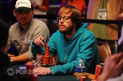 Ryan Lenaghan- Chip Leader