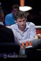 Eoghan Odea more than doubled to over 4 million chips