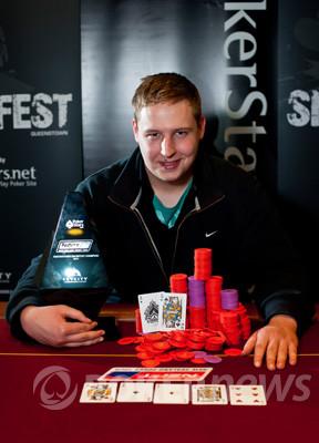 Champion, Marcel Schreiner