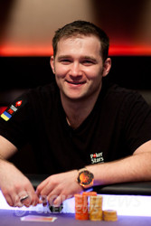 Eugene Katchalov - 37/176 going into Day 2