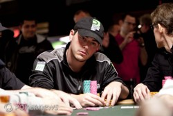 Dani Stern is your new chip leader