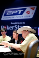 First EPT for Doyle and he's moving on
